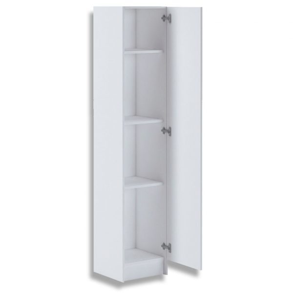 Armario multiusos modelo aura 1 puerta interior
