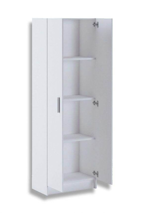Armario multiusos modelo aura 2 puertas interior
