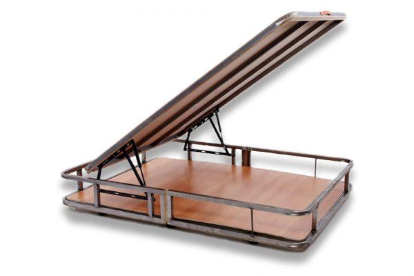 Estructura de canapé de gran capacidad en acero